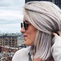 How To Get Grey Hair: A Guide To 2019\'s Silver Hair Colour ...