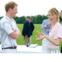 Prince Harry & Edie Campbell