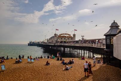 7. Weekend Break Brighton