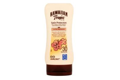 Hawaiian Tropic Satin Protection Sun Lotion SPF30, £9.50