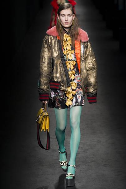 THE MUST-HAVE PIECE: Gucci bombers