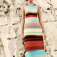 SUMMER DRESSES FOR BIG BOOBS: The Striped Racer