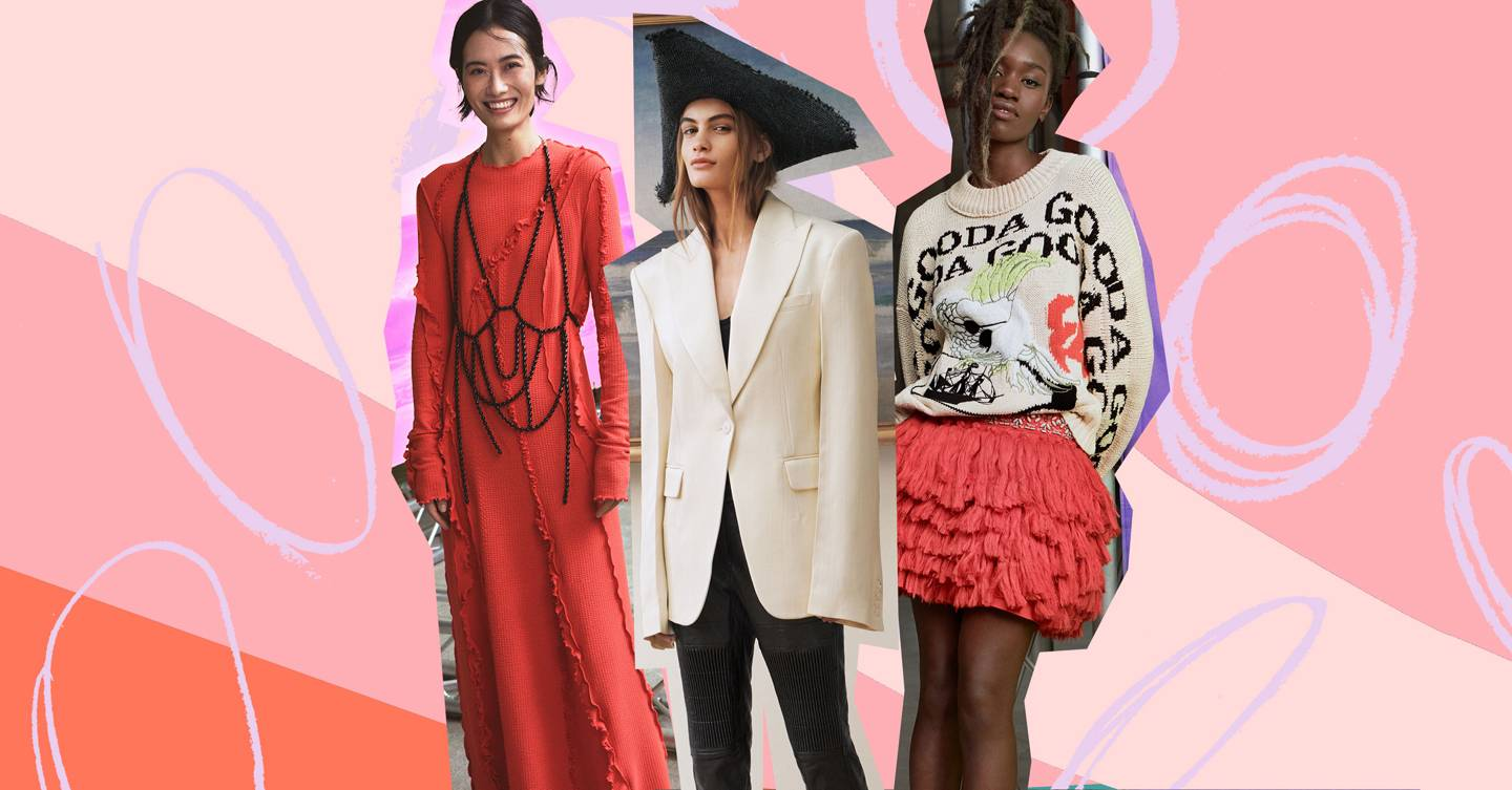Here are the 24 best pieces from H&M's spring collection that just hit the runway during Copenhagen Fashion Week