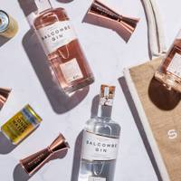 Gifts for her: the gin gift set