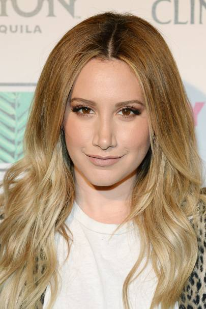Ombre Amp Sombre Hair Dip Dye Celebrity Hairstyles