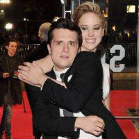 Jennifer Lawrence & Josh Hutcherson