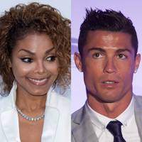 Cristiano Ronaldo & Janet Jackson