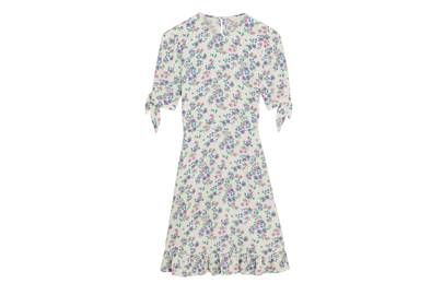 M&S x GHOST JUNE COLLECTION Floral Mini Dress