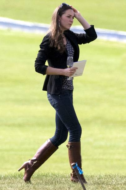 Kate Middleton – Field Day