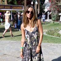 Sunnie Brook Jones, Hairdresser, Coachella Festival