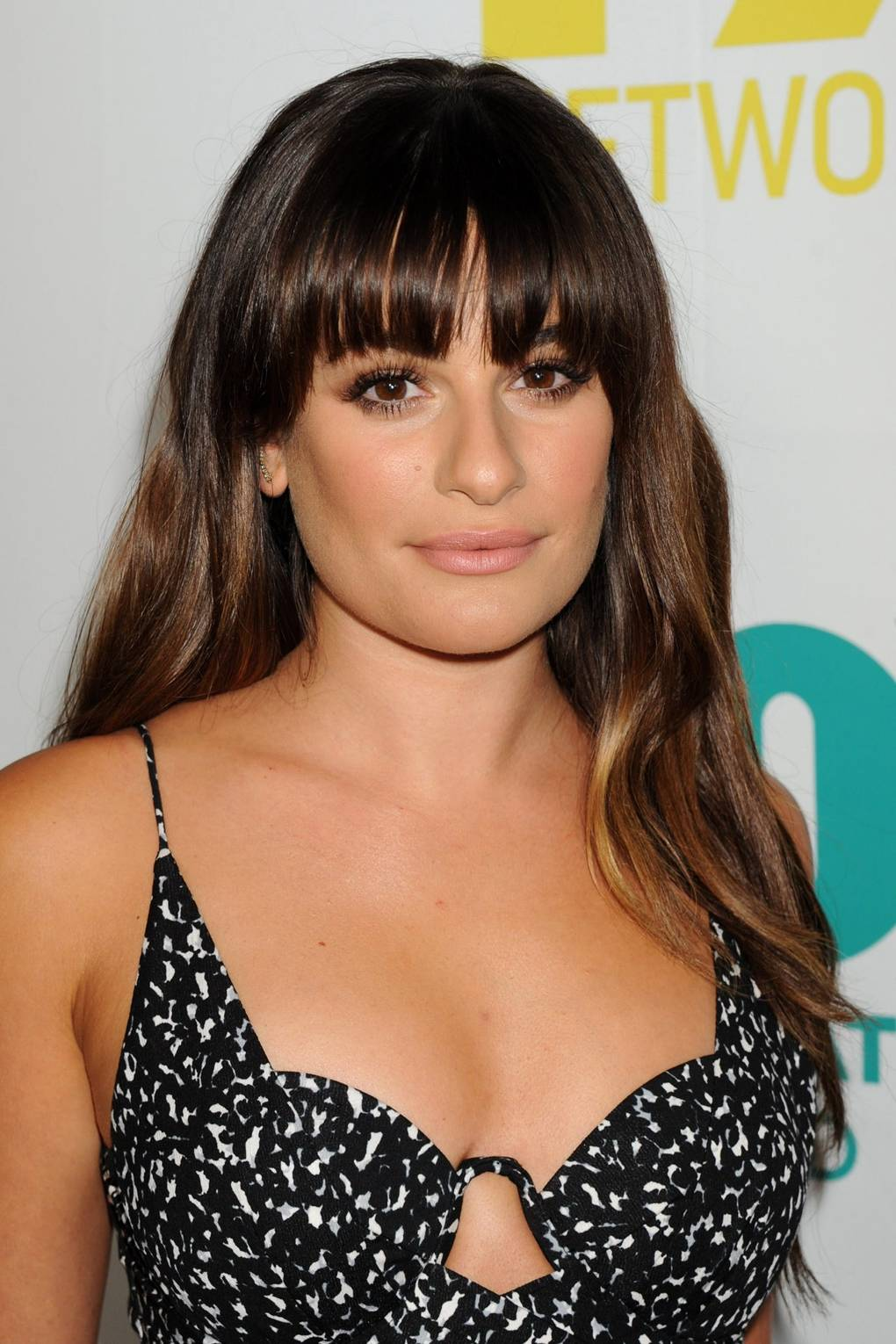Brilliant Lea Michele Look Book Celebrity Hair And Hairstyles Glamour Uk Natural Hairstyles Runnerswayorg