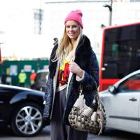 Laura Pausewang, Fashion Blogger, London