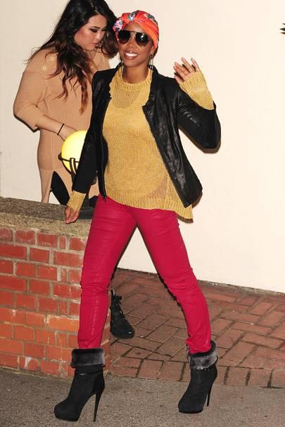 Week 8, Saturday - Kelly Rowland