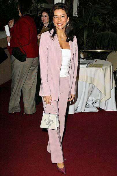 Eva Longoria S Style Fashion Evolution Celebrity Fashion Photos Glamour Uk