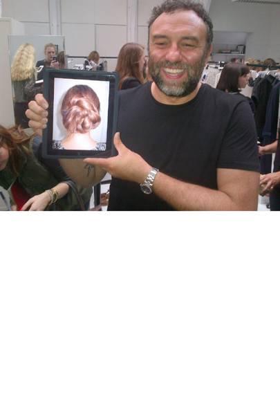 Smile Mr Moodie