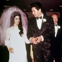 Priscilla Presley & Elvis Presley