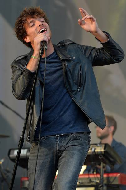 Paolo Nutini at Radio 1's Big Weekend