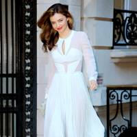 On Duty: Miranda Kerr