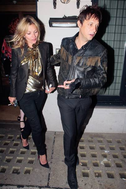 Best Dressed Couple: Kate Moss & Jamie Hince