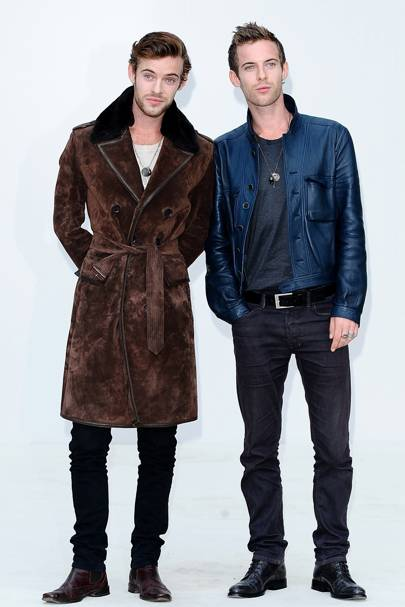 Harry & Luke Treadaway