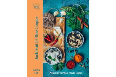 Best vegan cookbook for traditional Asian dishes