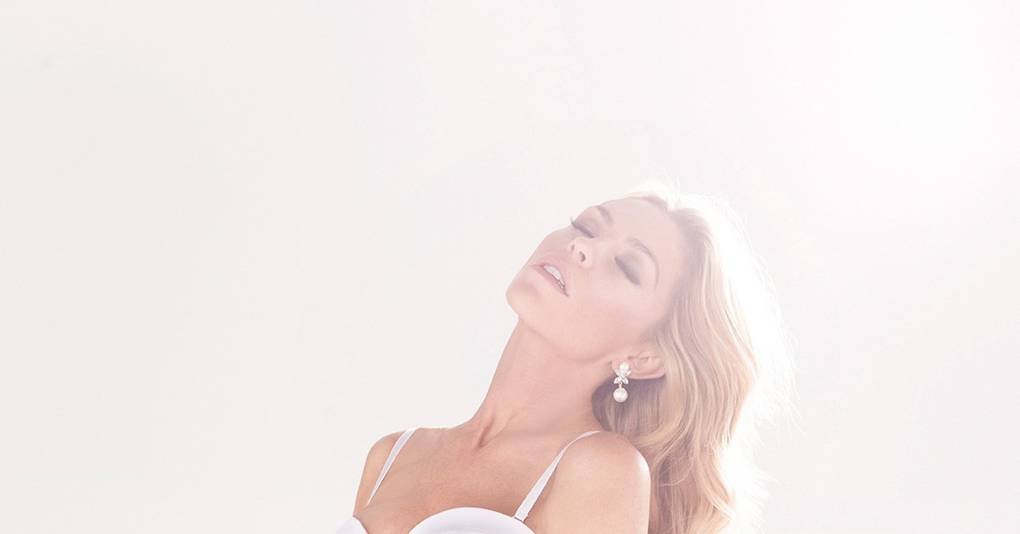 6ba0aeb724 Abbey Clancy   Ultimo bridal underwear collection - Pictures - Modelling  pictures - Fashion News