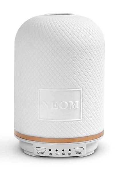 Best NEOM products: the essential oil diffuser