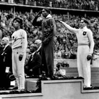 Jesse Owens proves Hitler wrong