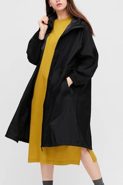 Best raincoats for women: Uniqlo