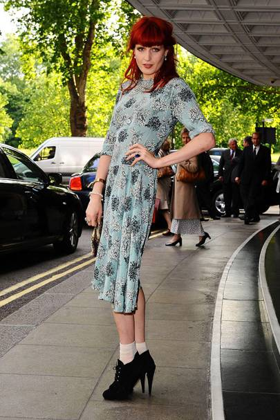 Florence Welch Fashion Amp Style Best Looks Glamour Uk