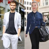 Perrie Edwards & Douglas Booth