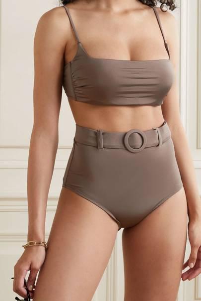 Best High Waisted Bikinis - Recycled Nylon