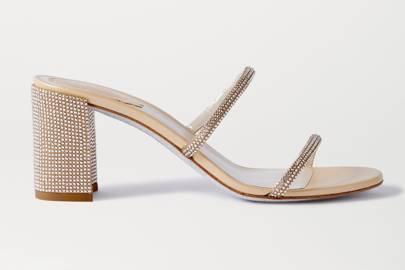 Designer Wedding Shoes: Rene Caovilla