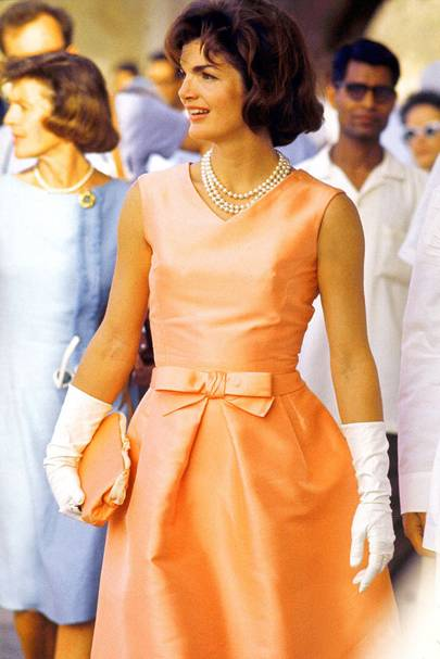 If The Fashion S Were To Curate An Exhibition On World Most Iconic Women And Their Wardrobes Jackie Kennedy Onis Would Undoubtedly Feature In