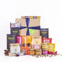 Christmas gifts for vegans: the vegan snack hamper