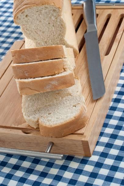 The Swap: White Bread