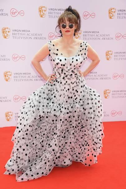 BAFTA TV Red Carpet: Helena Bonham Carter