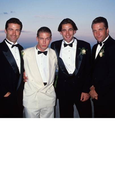 Alec & Stephen & Daniel & William Baldwin