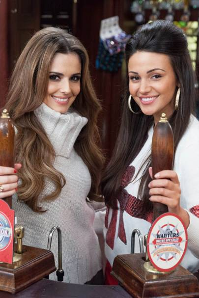 Cheryl Cole in Coronation Street