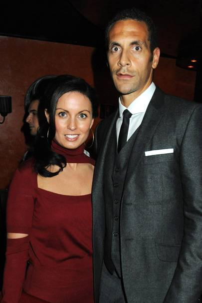 """Rio Ferdinand on his wife - """"I wish I could have said more"""""""