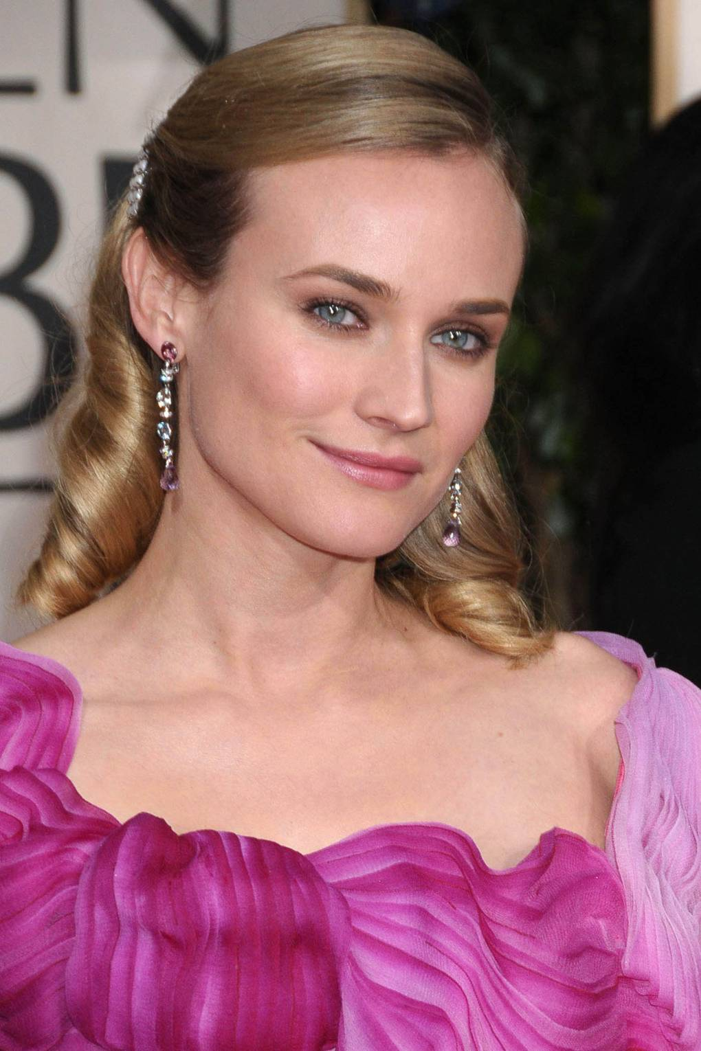 Diane Kruger hair - best celebrity hairstyles | Glamour UK