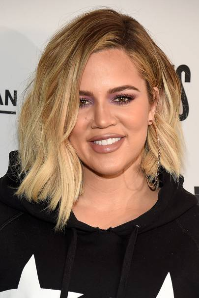 khloe new haircut khloe news and features uk 1044