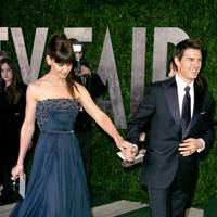 Tom Cruise & Katie Holmes Split