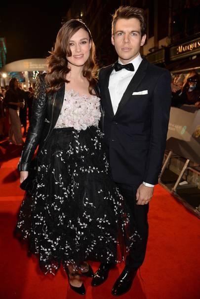 Keira Knightley & James Righton
