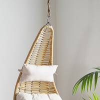 Best hanging egg chair: Wayfair