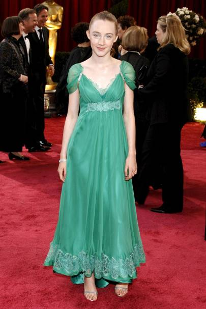 Saoirse Ronan - 2008