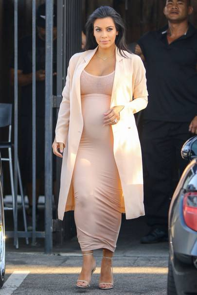 Saint West picture: Kim Kardashian shares photo of her second baby
