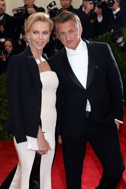 Charlize Theron Sean Penn Love Split Wedding Off