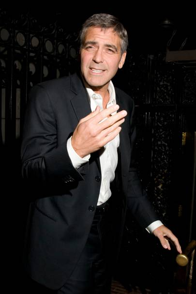 George Clooney in Friends