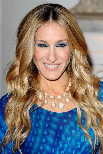 Beauty Look Book Sarah Jessica Parker S Style And Hair Looks